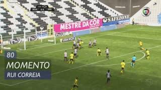 FC P.Ferreira, Jogada, Rui Correia aos 80'