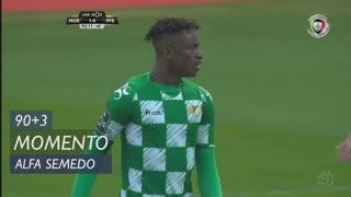 Moreirense FC, Jogada, Alfa Semedo Esteves aos 90'+3'