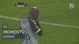 Vitória FC, Jogada, Edinho aos 34'