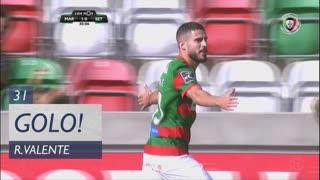 GOLO! Marítimo M., Ricardo Valente aos 31', Marítimo M. 2-0 Vitória FC
