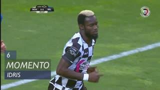 Boavista FC, Jogada, Idris aos 6'