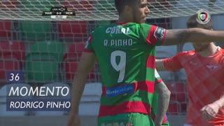 Marítimo M., Jogada, Rodrigo Pinho aos 36'