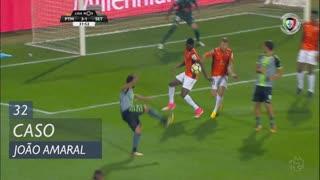 Vitória FC, Caso, João Amaral aos 32'
