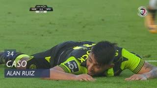 Sporting CP, Caso, Alan Ruiz aos 34'