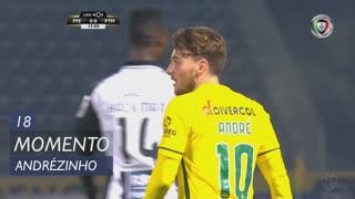 FC P.Ferreira, Jogada, Andrézinho aos 18'