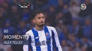 FC Porto, Jogada, Alex Telles aos 80'