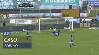 Vitória FC, Caso, Edinho aos 69'