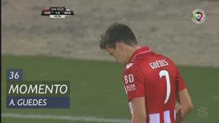 CD Aves, Jogada, Alexandre Guedes aos 36'