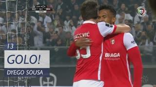 GOLO! SC Braga, Dyego Sousa aos 13', Vitória SC 0-1 SC Braga