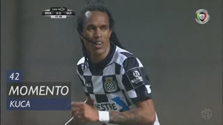 Boavista FC, Jogada, Kuca aos 42'