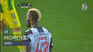 Boavista FC, Jogada, Idris aos 38'