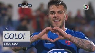 GOLO! Belenenses SAD, Nathan aos 10', Belenenses SAD 1-0 FC Porto