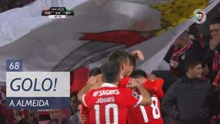 GOLO! SL Benfica, André Almeida aos 68', SL Benfica 5-0 Vitória FC