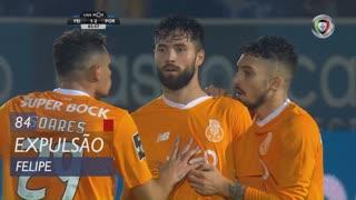 FC Porto, Expulsão, Felipe aos 84'