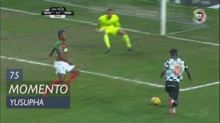 Boavista FC, Jogada, Yusupha aos 75'