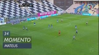 Boavista FC, Jogada, Mateus aos 34'