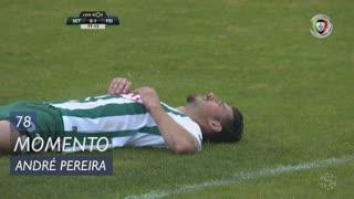 Vitória FC, Jogada, André Pereira aos 78'