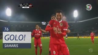 GOLO! SL Benfica, Samaris aos 76', Vitória SC 0-2 SL Benfica