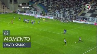Boavista FC, Jogada, David Simão aos 62'