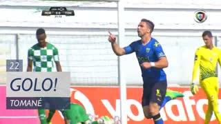 GOLO! CD Tondela, Tomané aos 22', Moreirense FC 0-1 CD Tondela