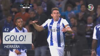 GOLO! FC Porto, Herrera aos 42', FC Porto 1-0 Belenenses