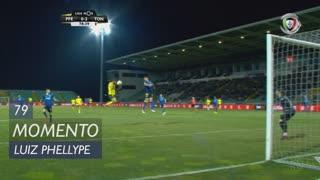 FC P.Ferreira, Jogada, Luiz Phellype aos 79'