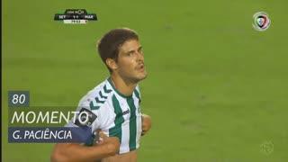 Vitória FC, Jogada, Gonçalo Paciência aos 80'