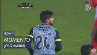Vitória FC, Jogada, João Amaral aos 90'+1'