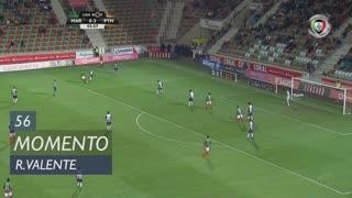 Marítimo M., Jogada, Ricardo Valente aos 56'