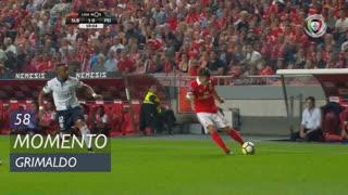 SL Benfica, Jogada, Álex Grimaldo aos 58'