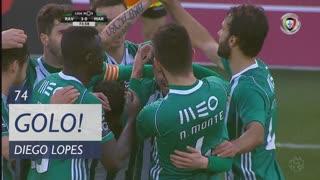 GOLO! Rio Ave FC, Diego Lopes aos 74', Rio Ave FC 3-0 Marítimo M.