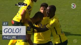 GOLO! FC P.Ferreira, Luiz Phellype aos 87', FC P.Ferreira 2-2 CD Aves