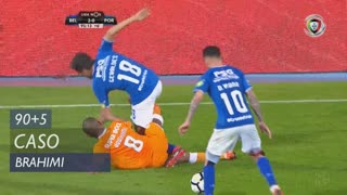 FC Porto, Caso, Brahimi aos 90'+5'