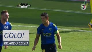 GOLO! CD Tondela, Ricardo Costa aos 54', Moreirense FC 0-2 CD Tondela