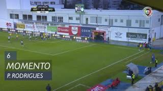 Estoril Praia, Jogada, Pedro Rodrigues aos 6'