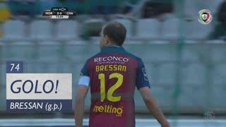 GOLO! GD Chaves, Bressan aos 74', Moreirense FC 0-1 GD Chaves