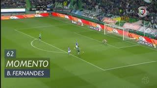 Sporting CP, Jogada, Bruno Fernandes aos 62'