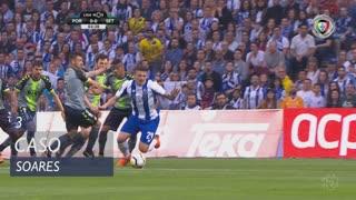 FC Porto, Caso, Soares aos 3'
