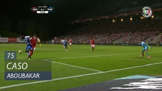 FC Porto, Caso, Aboubakar aos 75'