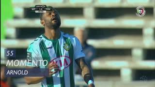 Vitória FC, Jogada, Arnold aos 55'