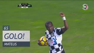 GOLO! Boavista FC, Mateus aos 65', Boavista FC 1-2 Sporting CP
