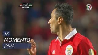 SL Benfica, Jogada, Jonas aos 38'