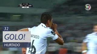 GOLO! Vitória SC, Hurtado aos 32', Vitória SC 2-0 GD Chaves