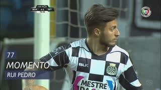 Boavista FC, Jogada, Rui Pedro aos 77'