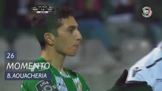 Moreirense FC, Jogada, B. Aouacheria aos 26'
