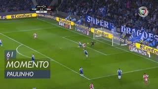 SC Braga, Jogada, Paulinho aos 61'