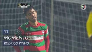Marítimo M., Jogada, Rodrigo Pinho aos 33'