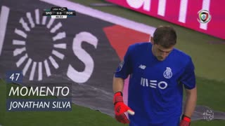 Sporting CP, Jogada, Jonathan Silva aos 47'