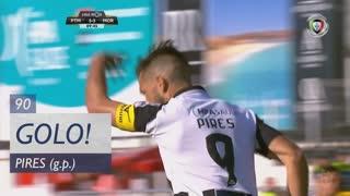 GOLO! Portimonense, Pires aos 90', Portimonense 3-3 Moreirense FC
