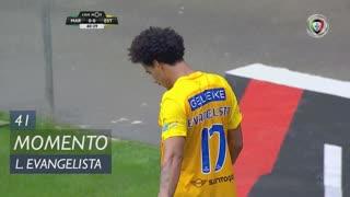 Estoril Praia, Jogada, Lucas Evangelista aos 41'